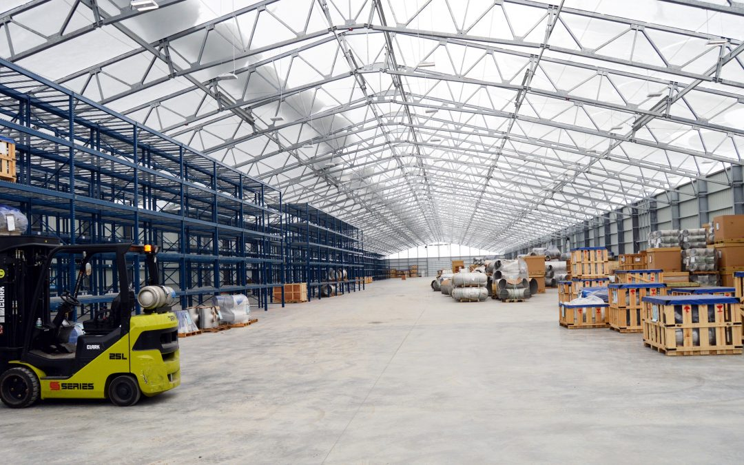 Do Fabric Structures Make Sense for Cold Storage Building Applications?