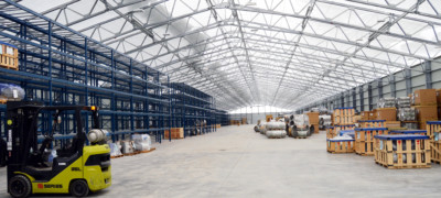 Do Fabric Structures Make Sense for Cold Storage Applications?